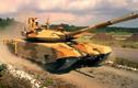 T-90MS Ấn Độ thể hiện sức mạnh tác chiến siêu khủng
