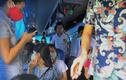 Nhồi nhét 93 hành khách trên xe 29 chỗ ngồi