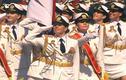 Ngắm những bóng hồng Nga xinh đẹp trong Lễ duyệt binh Ngày chiến thắng