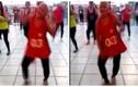 Cư dân mạng phát cuồng vì cụ bà nhảy zumba sành điệu