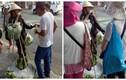 Khách Trung Quốc hành xử thiếu văn hóa với chị bán chuối rong Đà Nẵng