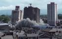 Xem đánh sập ba tòa nhà cao tầng trong tích tắc
