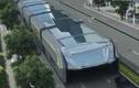 Siêu xe buýt khổng lồ chở 1.400 người ở Trung Quốc
