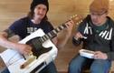 Làm thế nào để biến lò vi sóng thành đàn guitar?