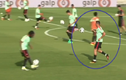 Ronaldinho, Ronaldo béo, CR7, Ibrahimovic so tài xử lý bóng