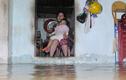 Chùm ảnh: Mưa lũ cô lập hàng nghìn hộ dân ở Bình Định