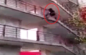 Xem lính cứu hỏa leo nhà 9 tầng trong vòng 30 giây