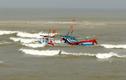 Tàu cá chìm, 4 ngư dân Quảng Ngãi mất tích