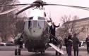 Cựu Tổng thống Obama lên trực thăng, nói lời tạm biệt Nhà Trắng