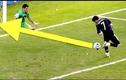 20 pha đánh gót ghi bàn đáng nhớ trong bóng đá