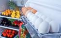 Tiết lộ lý do không nên để trứng ở cánh tủ lạnh