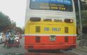 Cận cảnh màn dàn dựng đụng xe cướp túi xách ở Hà Nội