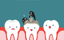 Răng sâu hình thành và phát triển như thế nào?