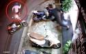 """Video: """"Đạo chích"""" trộm xe máy bị người dân truy đuổi"""