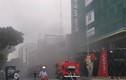 Cháy lớn tại cao ốc Wink Sài Gon Center Hotel, nhiều người tháo chạy vì khói đen bao trùm