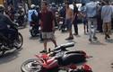 Thanh niên nghi giật giây chuyền người đi đường rồi gây tai nạn tử vong