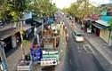 Hàng trăm lô cốt 'đắp chiếu' trên đường phố Sài Gòn ngày cận Tết