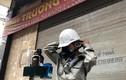 Cháy lớn Công ty Rạng Đông: Đo độ ô nhiễm quanh nhà máy