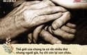 Cha mẹ già đau xót tâm can khi con cái thốt ra những lời này