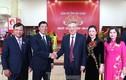 Bí thư Trung ương Đảng Nguyễn Hòa Bình chỉ đạo Đại hội Đảng bộ Bắc Giang