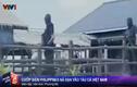 Clip cướp biển Philippines nã đạn vào tàu cá Việt Nam