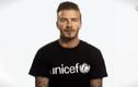"""""""Đau tim"""" chứng kiến David Beckham thâm nhập vùng dịch Ebola"""