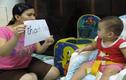 Phát sốt với bé 18 tháng biết đọc