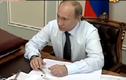 Video hé lộ cuộc sống phía sau ống kính của ông Putin