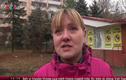 Người dân miền Đông Ukraine mong cuộc sống không tiếng súng