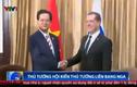 Clip Thủ tướng Nguyễn Tấn Dũng hội kiến Thủ tướng Nga