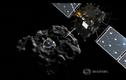 Giây phút robot lần đầu tiên đáp lên Sao Chổi