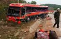 Video: Hiện trường container va chạm xe khách, 6 người chết