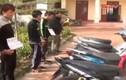 Bắt giữ nhóm trai trẻ chuyên trộm cắp xe máy