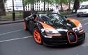 Mê mẩn vẻ sang chảnh của siêu xe Bugatti Veyron