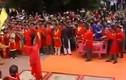 Cận cảnh lễ hội chém lợn làng Ném Thượng