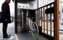 Độc đáo hệ thống đỗ xe đạp ngầm ở Nhật Bản