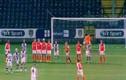 Pha dàn xếp đá phạt siêu đẳng trong lịch sử bóng đá