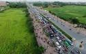 Cận cảnh tuyến đường hàng nghìn xế hộp xếp hàng mỗi sáng
