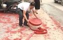Đám cưới đốt pháo đỏ đường ở Hà Nội: Triệu tập một số người
