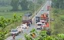 Xe container đâm liên hoàn trên Quốc lộ 1A, nhiều người thương vong