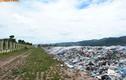 """Bãi rác """"khổng lồ"""" gần quảng trường Hòa Bình không đúng quy hoạch"""