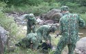 Cận cảnh bộ đội Biên phòng xuất chiêu quật ngã đối tượng buôn ma túy