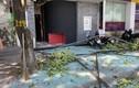Nghi nổ bình gas trên phố Kim Mã, 2 người bị thương