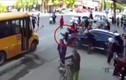 Giáo viên đạp nhầm chân ga khiến một học sinh tử vong