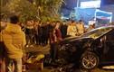Xe máy kẹp 3 sinh viên va chạm với ô tô, 2 người chết