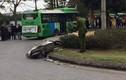 Va chạm với xe buýt, nam thanh niên đi xe máy tử vong tại chỗ