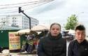 Phẫn nộ nạn bảo kê hàng rong cổng bệnh viện Nghệ An
