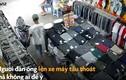 Video: Cận cảnh người đàn ông lấy cắp xe máy ở TP.HCM