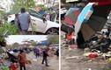 Ô tô lao như tên bắn vào chợ khiến 7 người bị thương