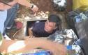 Cận cảnh hầm trú ẩn của trùm trộm cắp có 4 khẩu súng